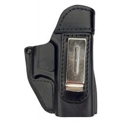 IWB 2 Leather holster black VlaMiTex