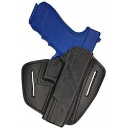 U9 Quick Draw Leder Holster VlaMiTex