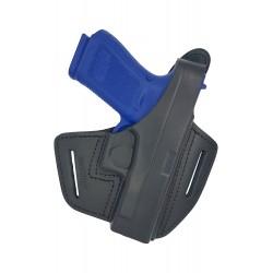 B39 Leder Holster VlaMiTex für Glock 19 / 23 / 32