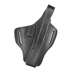 B34 Leder Holster VlaMiTex für Glock 34
