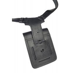 S1M2 Кобура плечевая из кожи черная VlaMitex