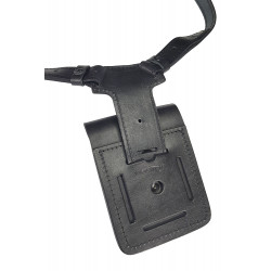 S1M2 Leder Schulterholster schwarz VlaMitex
