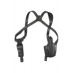 S24 Leder Schulterholster VlaMiTex